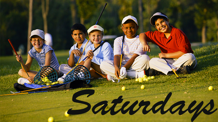Stryker Junior Spring Golf Clinic