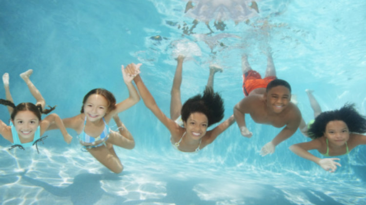 Twin Lions and Normandy Outdoor Pools OPEN for the Summer