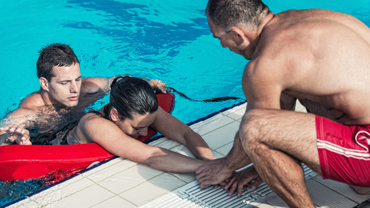 American Red Cross Water Safety Instructor Course