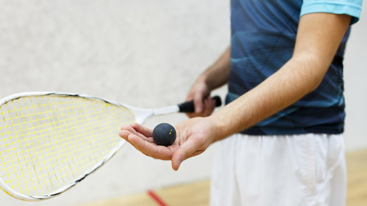 2020 Fort Bragg Commander's Cup Racquetball Tournament