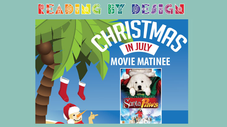 Christmas in July Movie Matinee