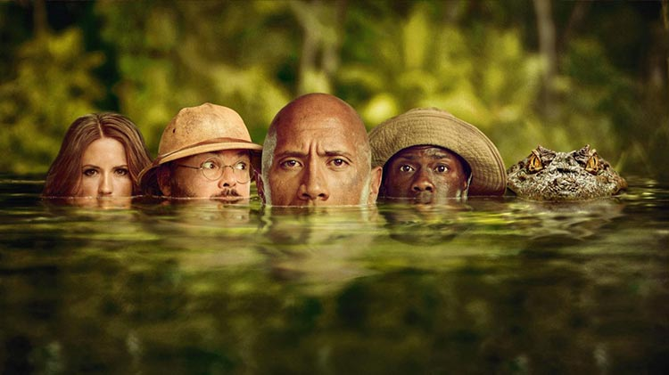 Dive-In-Theater: Jumanji