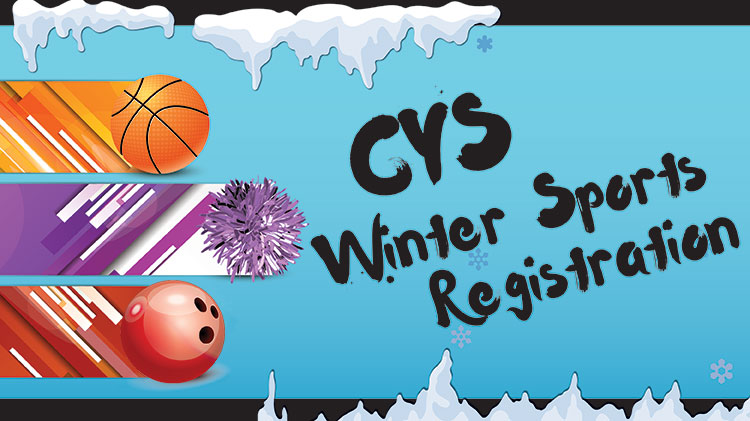 Winter 2019-2020 Youth Sports Registration