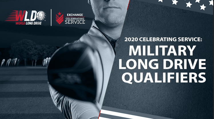 2020 Military Long Drive Qualifiers - CANCELLED