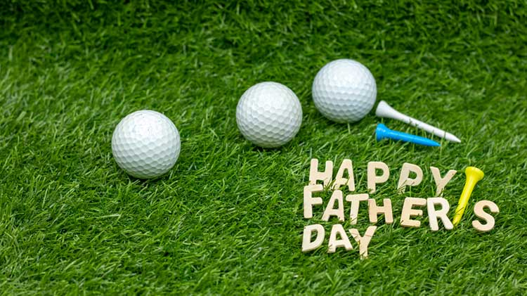 Father's Day Gifts at Stryker Golf Course