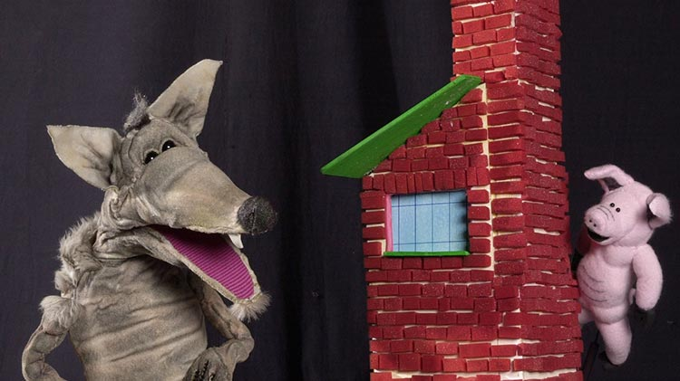 A Tangle of Tales by Grey Seal Puppets