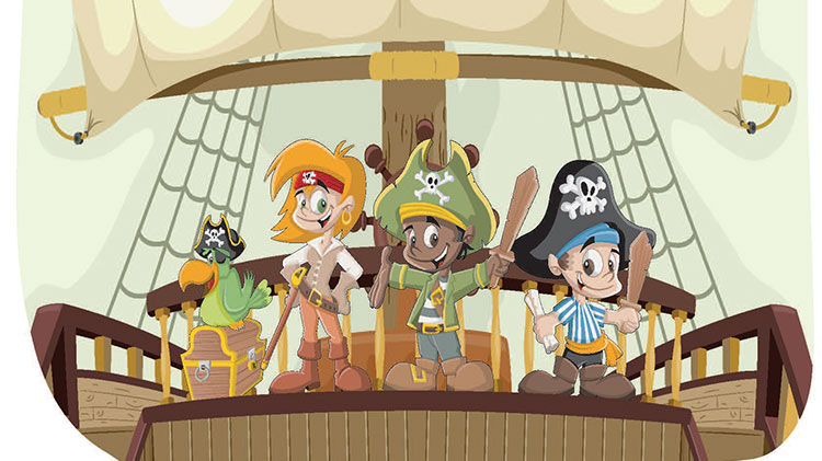 Arrrrgh You Ready? Talk Like A Pirate Day!