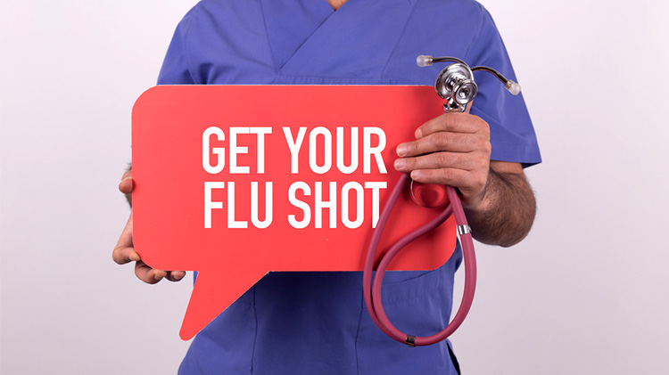 Has your enrolled child/youth had a flu shot?