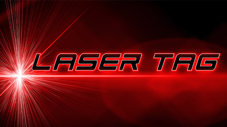 Laser Tag presented by Lock and Load