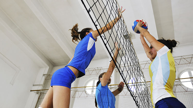 Women's Indoor Volleyball