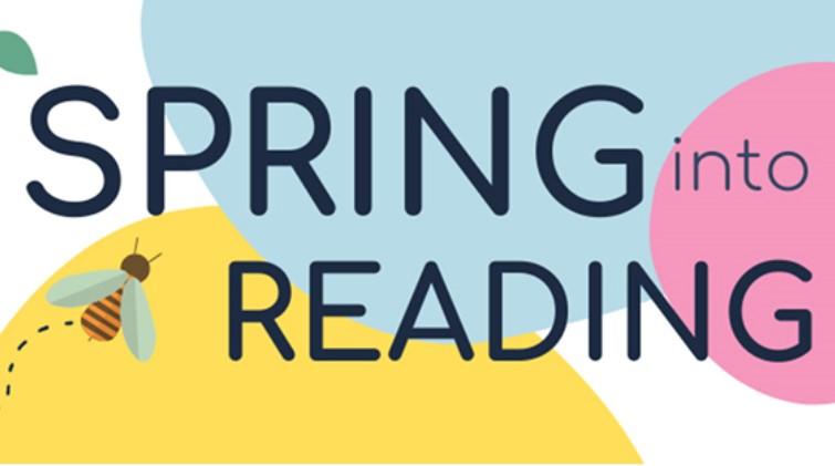 Spring into Reading Program via Beanstack