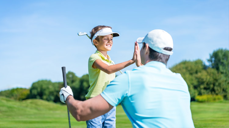 2017 Junior Golf Clinic