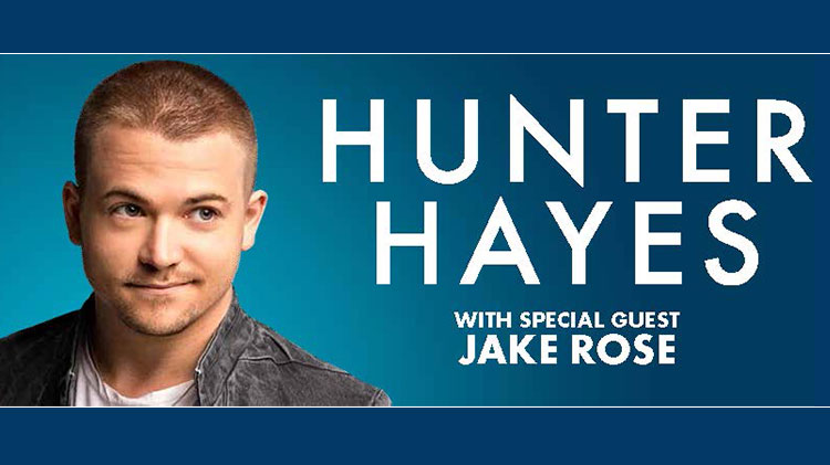 Tour for the Troops featuring Hunter Hayes