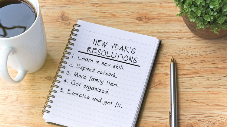 Workshop: New Year's Resolutions