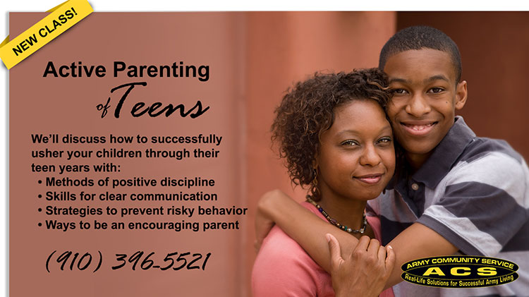 Active Parenting of Teens (DSS)