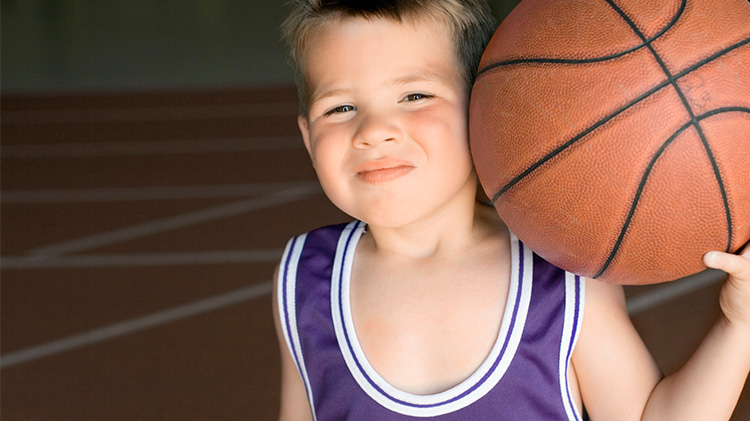 Learn to Play Basketball