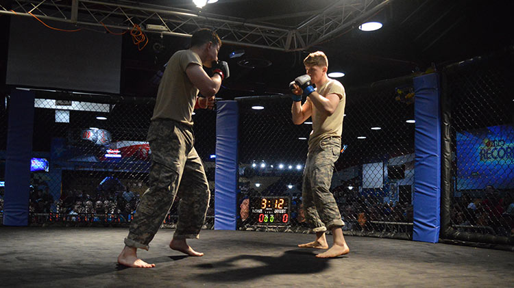 2018 Combatives Finals