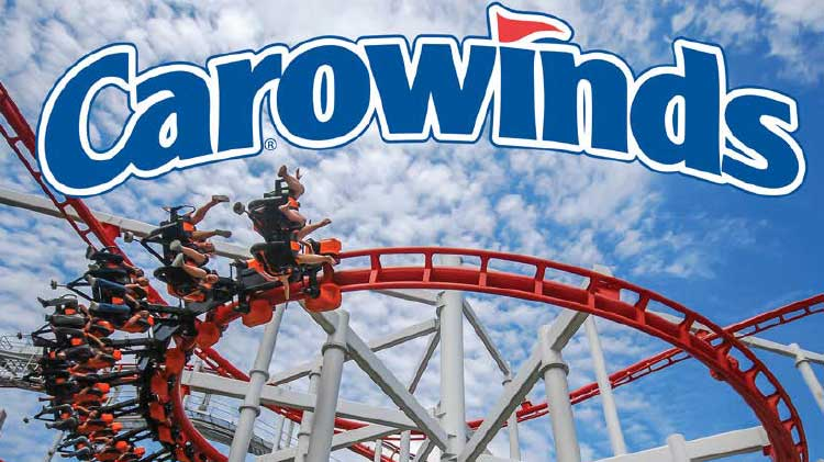 Carowinds Military Days