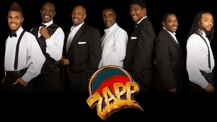 The Legendary Zapp Band & Howard Hewett