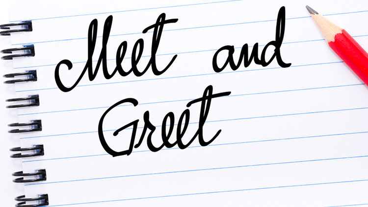 Social and Meet & Greet with authors Brian Andrews and Jeffrey Wilson